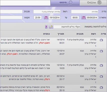 OnAir - ספריית התקשורת הניידת שלך