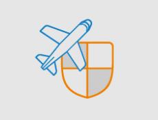 אדיקט, ביטחון ותעופה